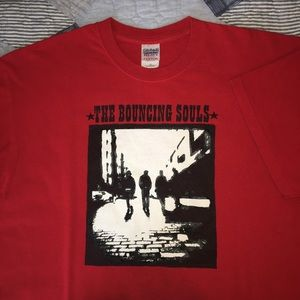 Vintage 90s The Bouncing Souls Band T-shirt